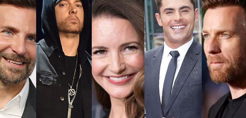 10 Celebridades Sobrias